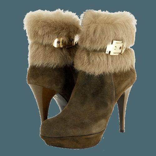 Gianna Kazakou Tirgo low boots