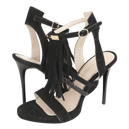 Gianna Kazakou Sinsan sandals