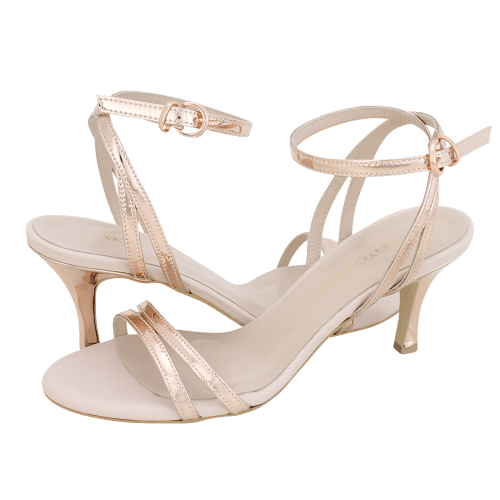 Gianna Kazakou Sorel sandals