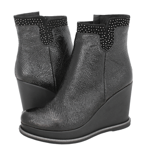 Secret Zone Tiffauges low boots