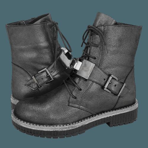 Secret Zone Tomah low boots