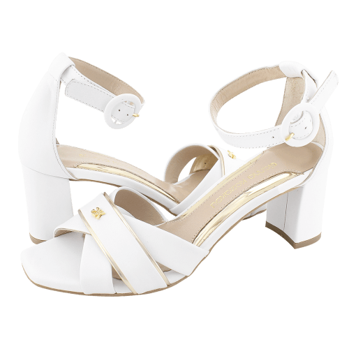 Gianna Kazakou Sundom sandals
