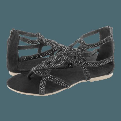 Mosaic Neola flat sandals