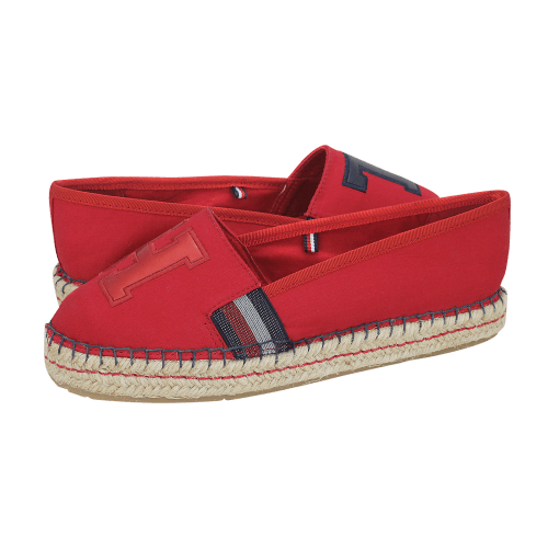 Tommy Hilfiger TH Patch Espadrille espadrilles