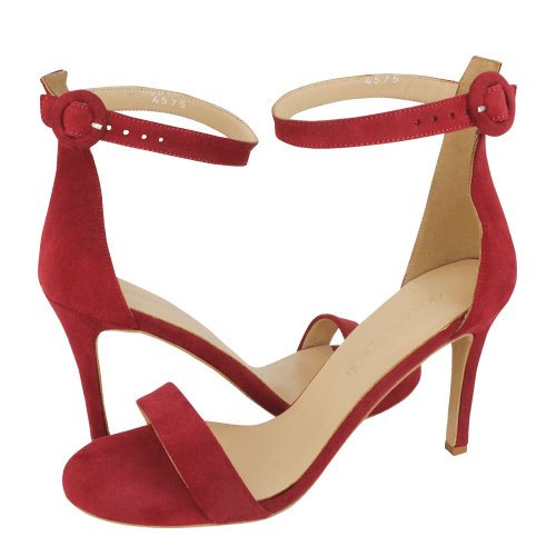 Gianna Kazakou Seguro sandals