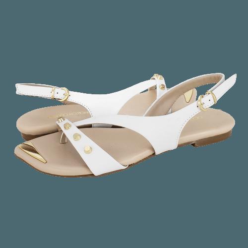 Gianna Kazakou Norrala flat sandals