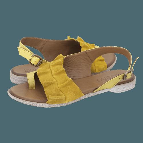 Bueno Nofekh flat sandals