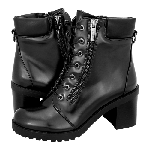 MTNG Toxteth low boots