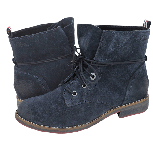 s.Oliver Ternousin low boots