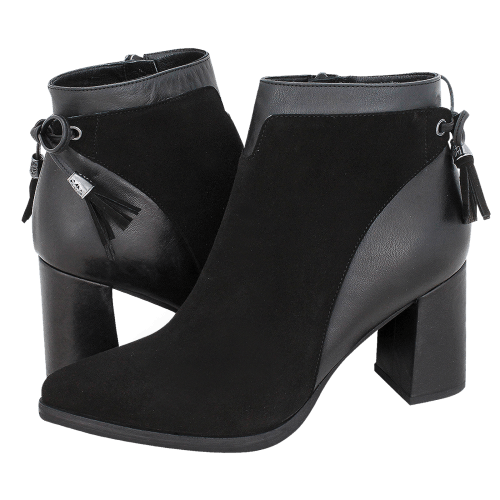 Esthissis Talyse low boots