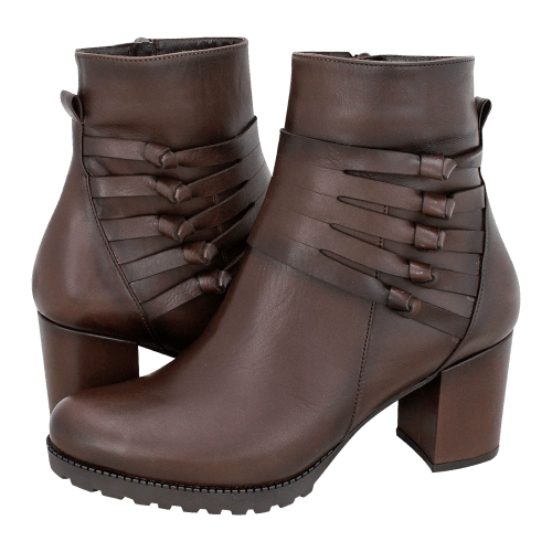 Esthissis Ternovka low boots