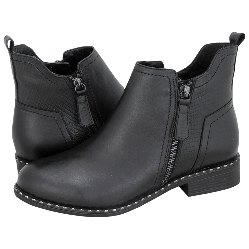 Esthissis Theryn low boots