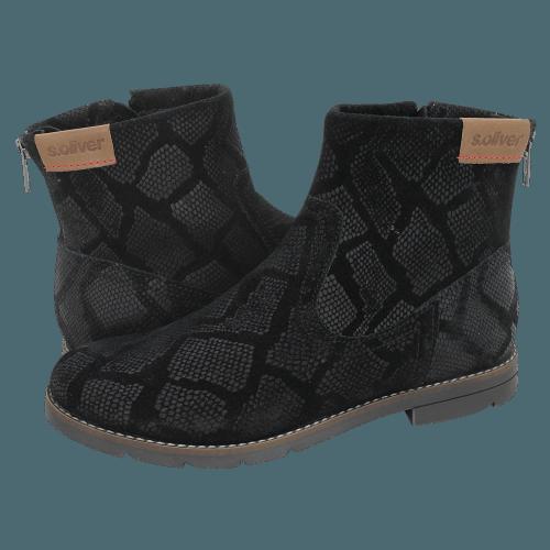 s.Oliver Torigoe low boots