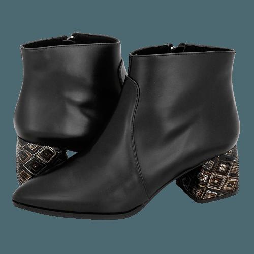 Mairiboo Rhombus low boots