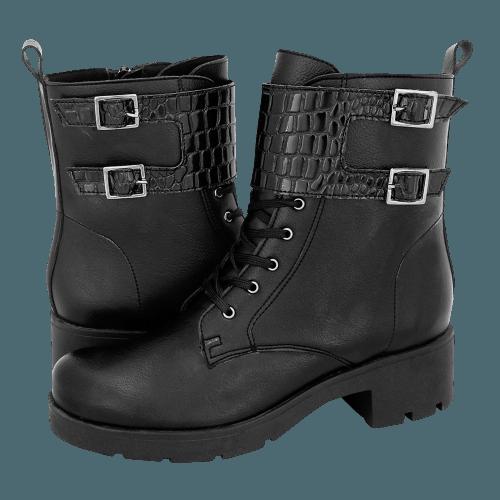Mairiboo Croc & Roll low boots