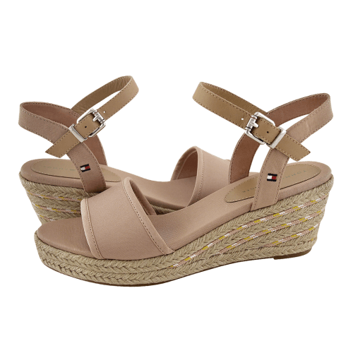 Tommy Hilfiger Tommy Sporty Textile Mid Wedge platforms
