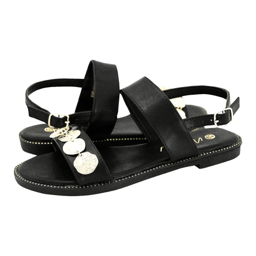 Miss NV Novale flat sandals