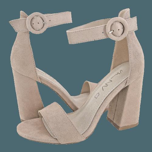Miss NV Sirpur sandals