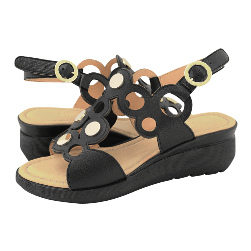 Esthissis Savarino sandals