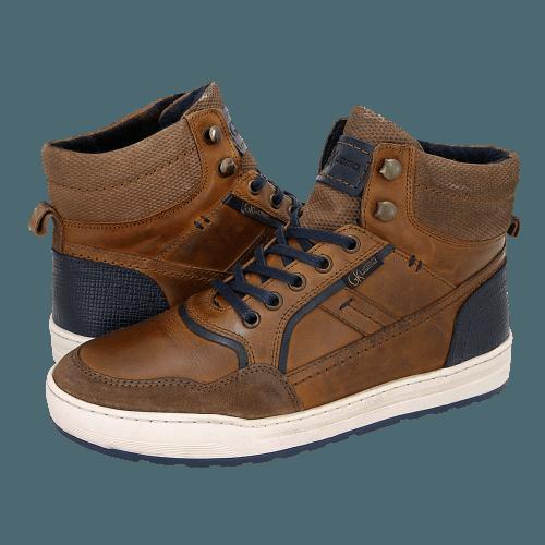 GK Uomo Kohan casual low boots