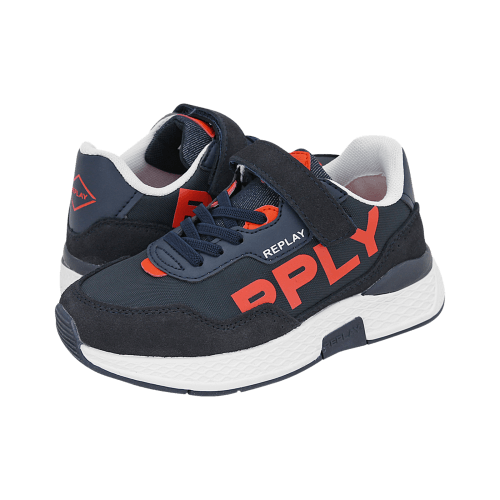 Replay Bros S casual kids' shoes