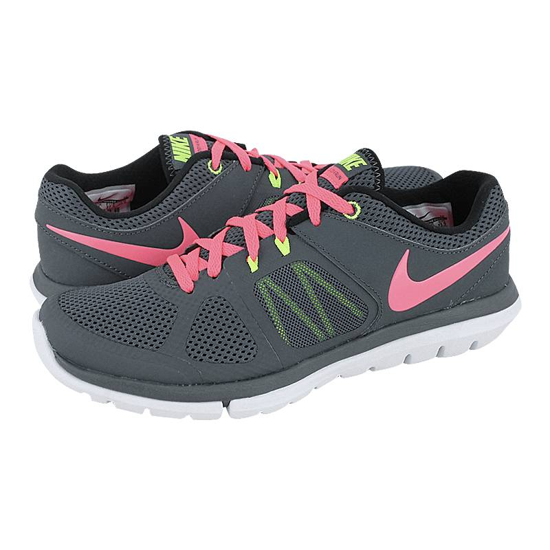 flex 2014 rn nike s athletic shoes made of fabric