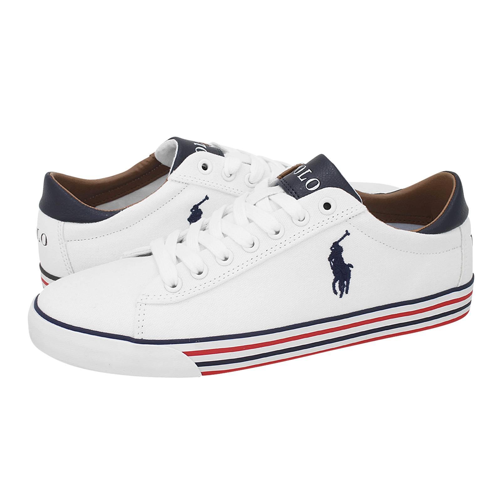 polo ralph lauren harvey sneakers